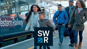 34% Off with GroupSave at South Western Railway