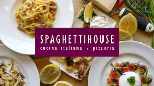 2 Course Set Menu for £12.95 at Spaghetti House