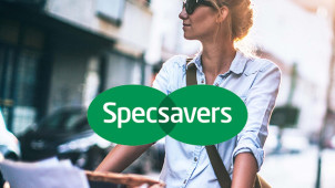 2 for 1 on Glasses From £69 at Specsavers