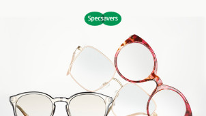 Complete Glasses from £19 at Specsavers