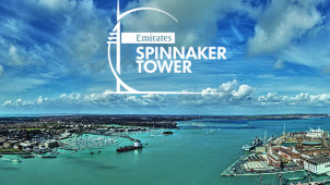 Admission Plus Cream Tea, Virtual Reality Experience from £8.90 at Spinnaker Tower