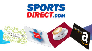 £5 Gift Card With Orders Over £50 at SportsDirect.com