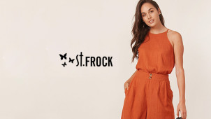 20% Off with Newsletter Subscription at St Frock