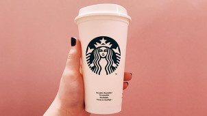 25p Off with Reusable Cup Purchases In-Store at Starbucks