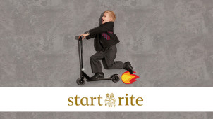 Free Next Day Delivery on Full Price Orders at Start-rite