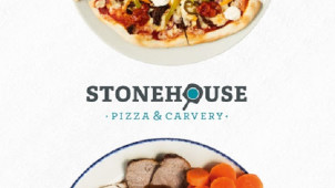 Kids Eat for £1 at Stonehouse Pizza & Carvery