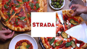 2 Courses from the £10.95 Set Menu at Strada