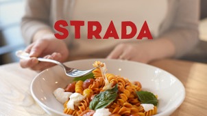 Set Menu - 2 Courses from £10.95 at Strada