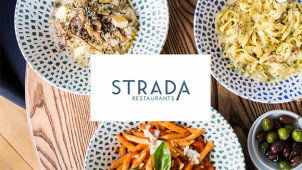 2 for 1 Aperol Spritz at Strada
