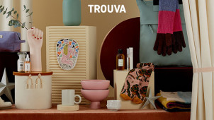 10% Off Orders with Friend Referrals at Trouva