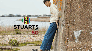 5% Off First Orders at Stuarts London