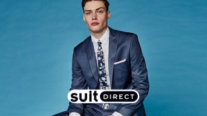 15% Off Orders at Suit Direct