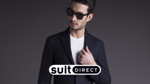 £20 Off Orders Over £150 at Suit Direct