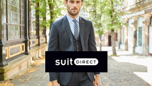 Buy 1 Get 1 for a £1 at Suit Direct