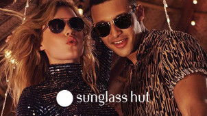 Buy One Pair Get One 40% Off at Sunglass Hut - Plus Free Shipping!
