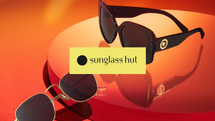 Up to 50% Off Orders + Free Delivery at Sunglass Hut
