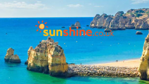 £1 Hotel Deposits at sunshine.co.uk