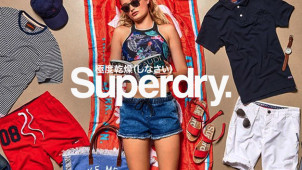 Up to 50% Off Orders in the Sale at Superdry