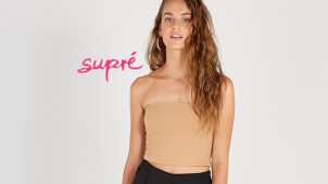 Sign Up to the Newsletter and Enjoy Free Shipping at Supré