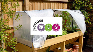 £5 Gift Card with Orders Over £80 at Suttons Seeds