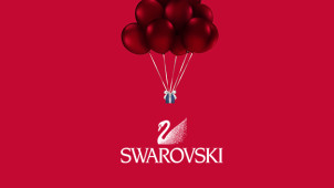 Free Jewellery Case with Orders Over £150 at Swarovski Crystal