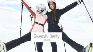 15% Off Orders with Newsletter Sign-ups at Sweaty Betty