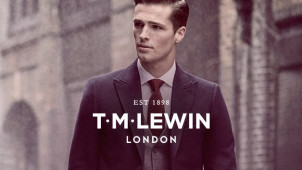 20% Off Orders in the Exclusive Black Friday Preview Offer at T.M.Lewin