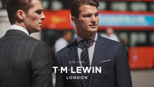 Find 40% Off in the Mid-Season Sale at T.M.Lewin