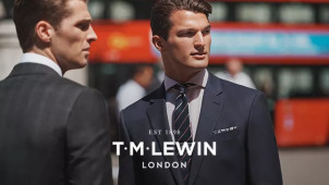 Up to 70% Off in the Clearance Sale at T.M.Lewin