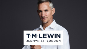 10% Off Orders Over £180 at T.M.Lewin