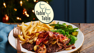 40% Off Mains at Table Table