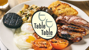 2 Free Main Meals with Rewards at Table Table