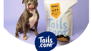 60% Off First Box Orders at tails.com