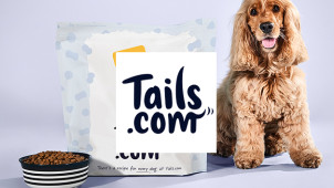Get 60% Off First Orders at tails.com