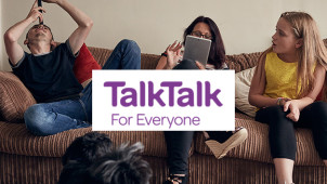 £45 Gift Card with Fast Broadband Orders at TalkTalk - Now Only £17 per Month!