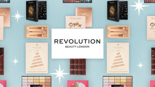 Free Delivery on Orders Over £35 at Revolution Beauty