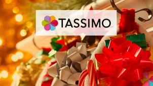 25% Off Orders Over £40 at Tassimo