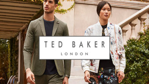 Free Delivery on Orders at Ted Baker