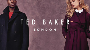 20% Off Orders in the Customer Event at Ted Baker