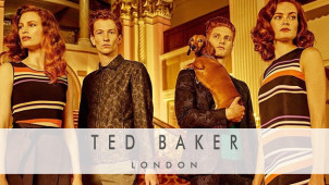 Free Standard Delivery on Orders at Ted Baker