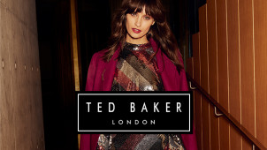 Free Next Day Delivery on Orders at Ted Baker