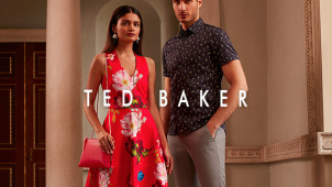 Enjoy 50% Off in the Outlet at Ted Baker