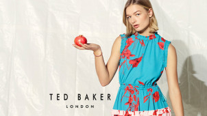 Find 50% Off Orders in the Sale at Ted Baker