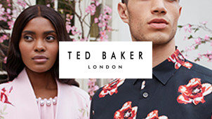 Up to 50% Off in the End of Season Sale at Ted Baker