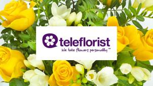 15% Off Orders at Teleflorist
