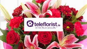 11% Off Orders at teleflorist.ie
