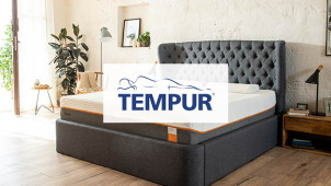 12.5% Off Beds and Mattresses at Tempur