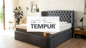 £50 Off Ottoman or Adjustable Bed Base Orders at Tempur