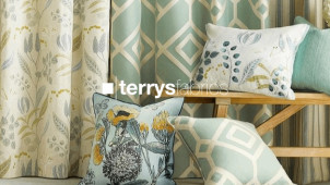 £5 Gift Card with Orders Over £60 Terry's Fabrics