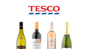Up to 25% Off 6 or More Bottles of Wine at Tesco